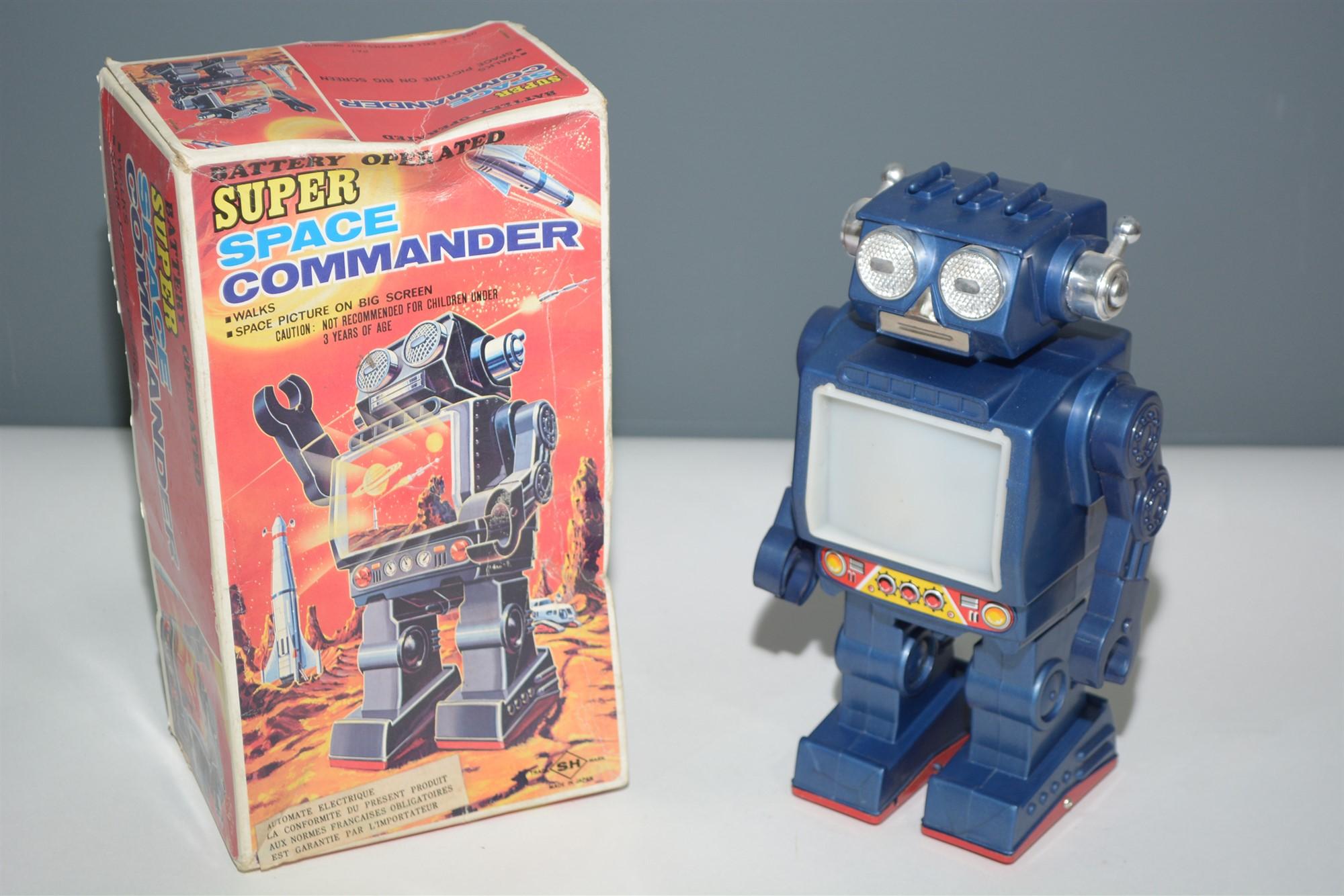 Lot 1024 - SH Horikawa Super Space Commander