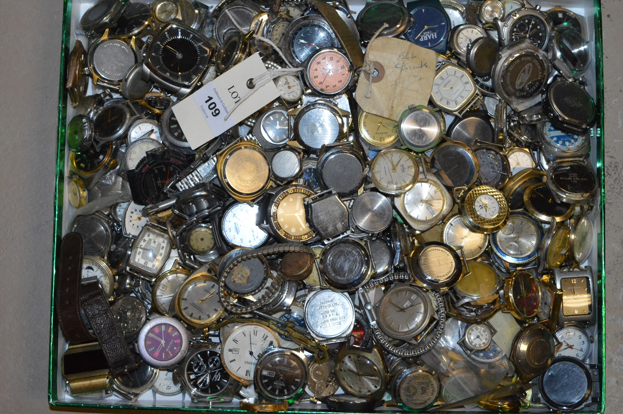 Lot 109 - Assorted Watches
