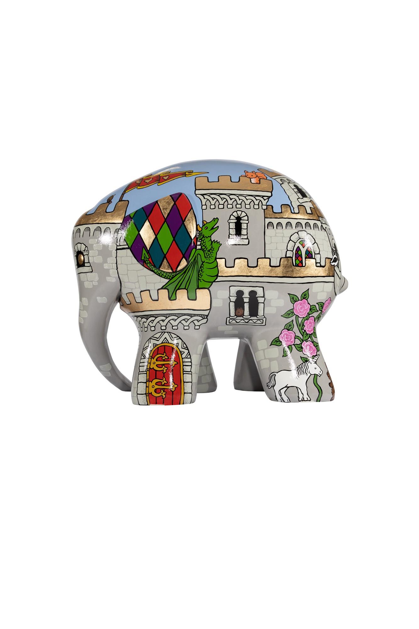 Lot 3 - The Elephant's New Castle