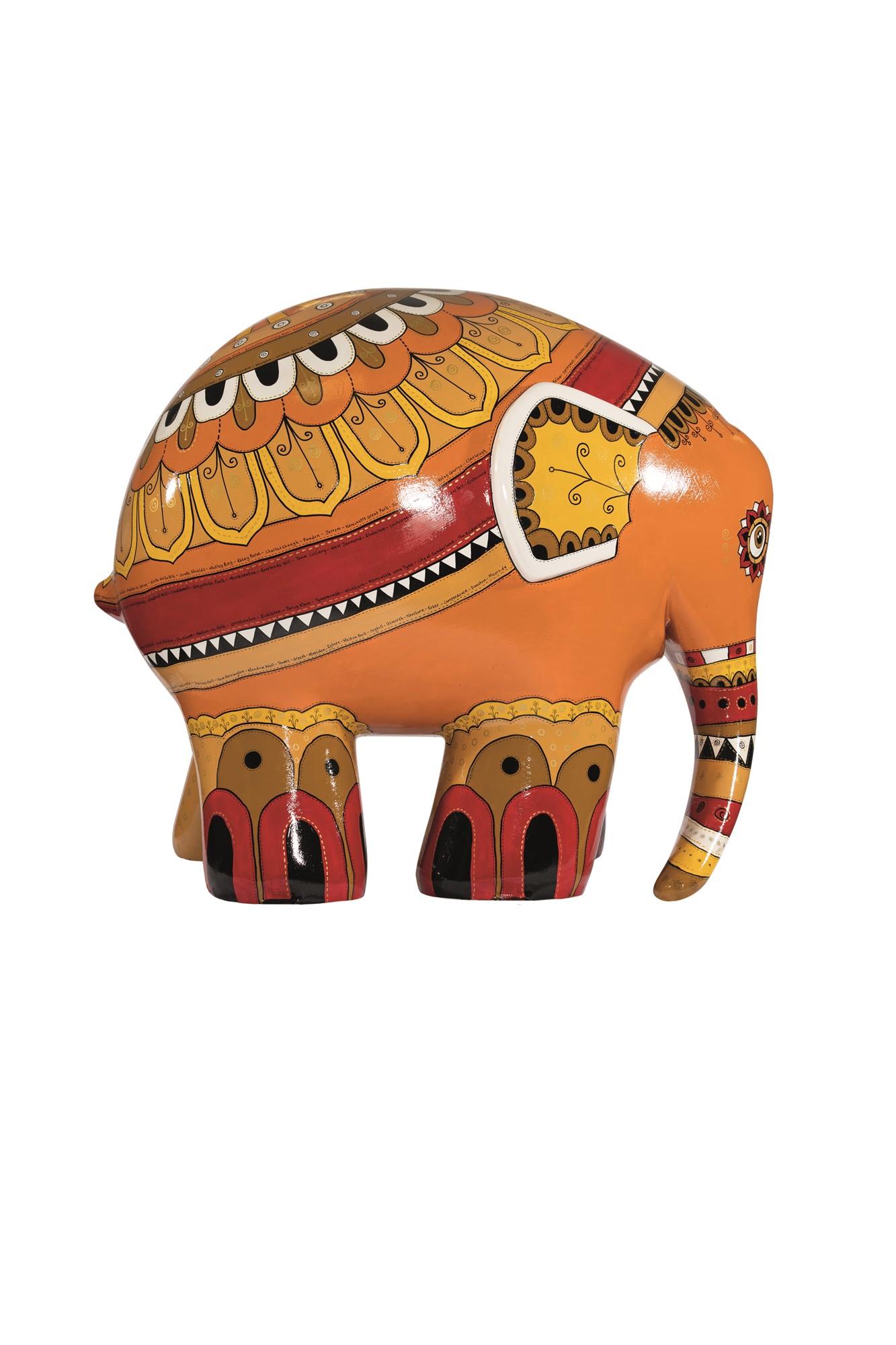 Lot 45 - Henna the Elephant