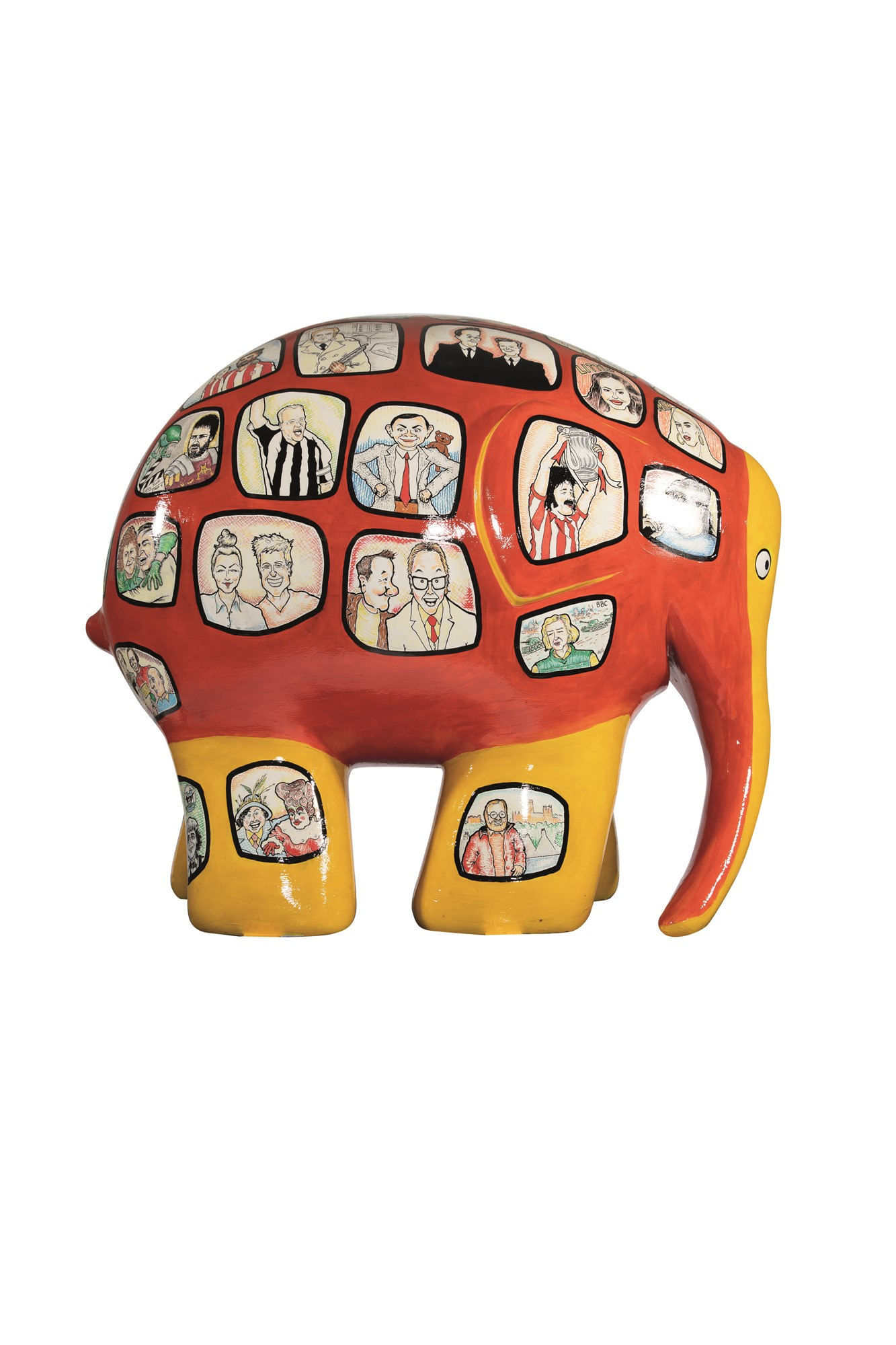 Lot 20 - Telly the Elephant