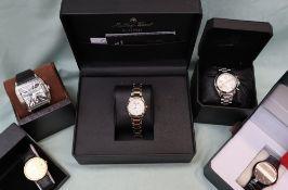 A Lady's Mathey-Tissot wristwatch,