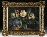 Lot 190 - Mid-20th C. Severini Still Life Painting (Framed)