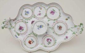 Rokoko Présentoir / Un milieau de table / A Rococo center piece / presentoir, Meissen, 18. Jh.