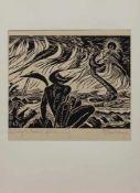 Klaus Wrage(Malente-Gremsmühlen 1891 - 1984 Eutin-Fissau, deutscher Maler u. Grafiker, entstammt