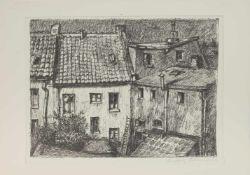 Rudolf Führmann(Hamburg 1909 - 1976 Lüneburg, deutscher Maler, Restaurator u. Grafiker,