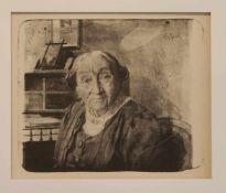 Otto Rasch(Artern 1862 - 1952 Weimar, deutscher Maler u. Grafiker, Std. a.d. KS Weimar,