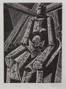 Gerhard Kurt-Müller(Leipzig 1926 - , deutscher Maler u. Grafiker, Grafikerlehre, Std. a.d. HS f.