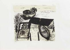 Oskar Manigk(Berlin 1934 -, deutscher Maler u. Grafiker, Std. a.d. KHS Berlin-Weissensee, lebt u.