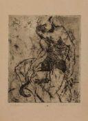 Barbara Ebert(1942 -, Malerin, Grafikerin u. Zeichnerin, lebt u. arbeitet in Güstrow)