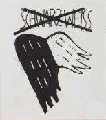 Wilfried Schröder(Warnemünde 1945 -, deutscher Grafiker u. Bildhauer, Std. a.d. KHS Berlin-