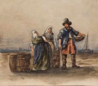Johannes (Hans) Bohrd(Berlin 1857 - 1945 ebenda, deutscher Marinemaler, Illustrator u. Zeichner (