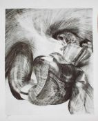 Jürgen Drese(1940 -, deutscher Kunsterzieher, Maler u. Grafiker, Std. a.d. HS f. Bildende Künste