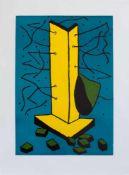 Pidder Auberger(Dinslaken-Lohberg 1946 - 2012 Burbach, deutscher bildender Künstler u. Fotograf,