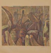 Horst Zickelbein(Frankfurt/Oder 1926 -, Maler u. Grafiker, Std. a.d. KHS Berlin-Weißensee,