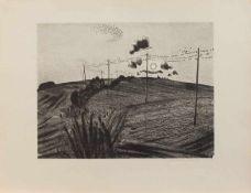 Wolfgang Mattheuer(Reichenbach/ Vogtl. 1924 - 2004 Leipzig, deutscher Maler, Grafiker u.