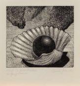 Christa Jahr(Quedlinburg 1941 -, deutsche Illustratorin u. Grafikerin, Std. a.d. HS f. Grafik u.