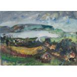 Heinz Mutterlose(Schkeuditz 1927 - 1995 ebenda, deutscher Maler, Zeichner u. Grafiker, Std. a.d.
