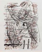 Veit Hofmann(Künstlerhaus Dresden-Loschwitz 1944 -, deutscher Maler u. Grafiker, Std. a.d. HS f.