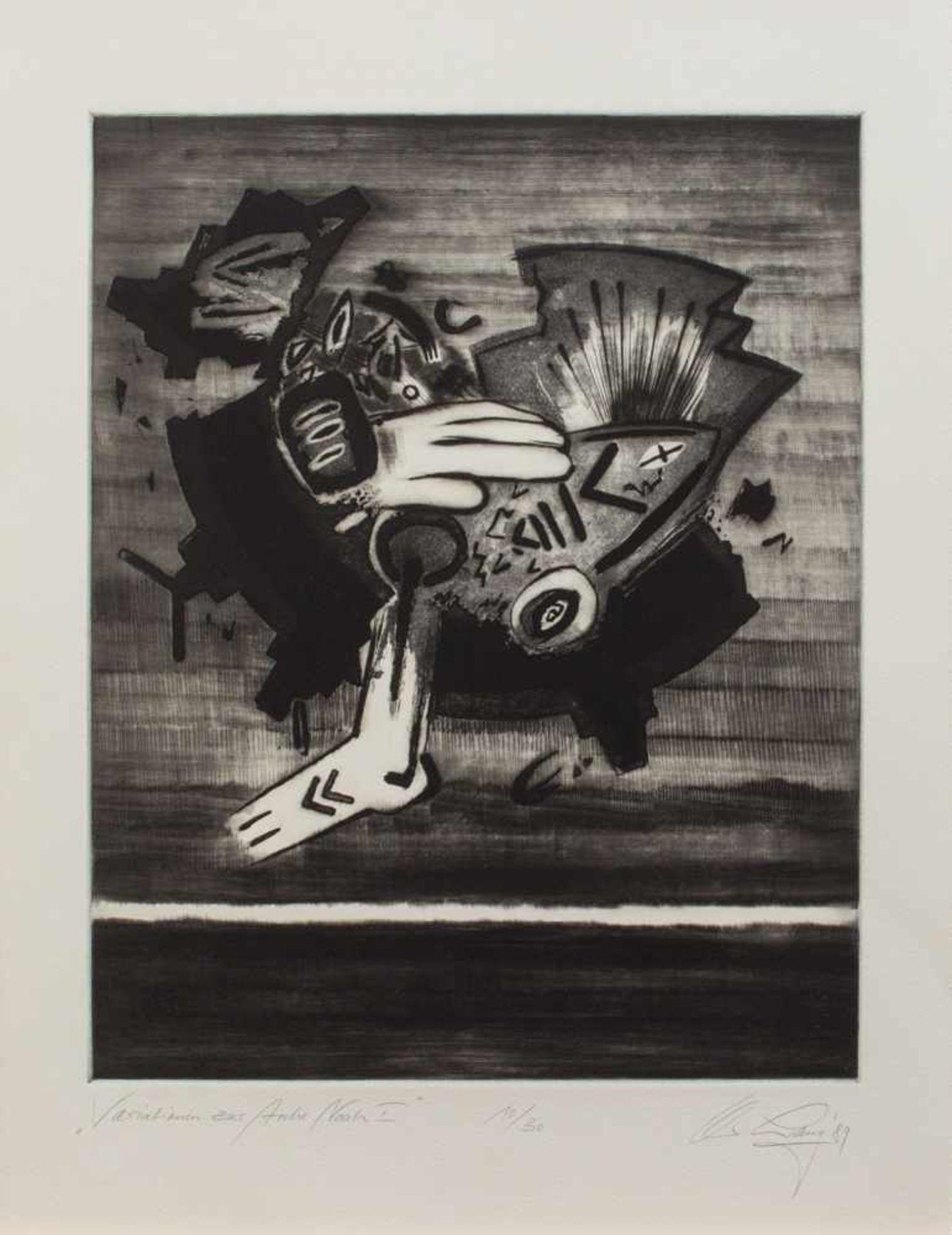 Christian Lang(Karl-Marx-Stadt 1953 -, deutscher Maler u. Grafiker, Ausbld. bei Axel Wunsch, lebt u.