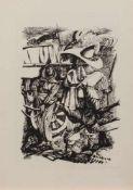 Ursula Mattheuer-Neustädt(Plauen 1926 -, deutsche Grafikerin, Zeichnerin u. Autorin, Std. a.d.