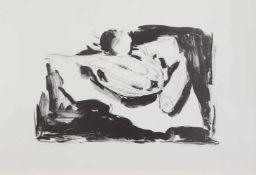 Eva Vent(Passenheim/Masuren 1933 -, deutsche Malerin, Grafikerin u. Illustratorin, Std. a.d. FS