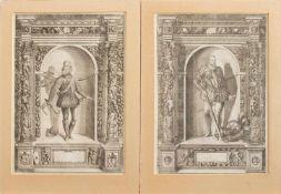 Dominicus Custos (Baltens)(Antwerpen 1560 – 1612 Augsburg, niederländischer Zeichner,