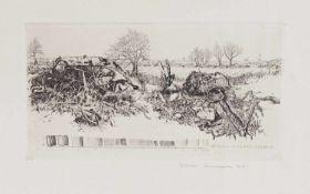 Jens Cords(Hamburg 1932 -, deutscher Maler u. Grafiker, Std. a.d. HS f. Bildende Künste Hamburg,