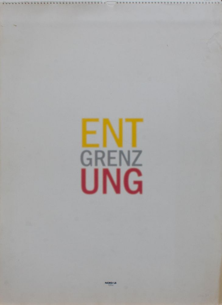 Online Only: 20th Century German Graphics (GDR and FRG)