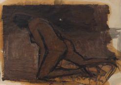 Lothar Böhme(Berlin 1938 -, deutscher Maler u. Grafiker, Studium a. d. WKS Berlin-Charlottenburg)