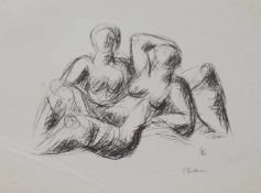 Curt Beckmann(Solingen 1901 - 1970 Düsseldorf, deutscher Bildhauer, Std. a.d. KA Düsseldorf, lebte