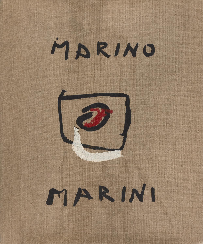 Lot 32 - COFANETTO DI STAMPE DI MARINO MARINI