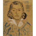 Lot 33 - ORFEO TAMBURI (Jesi 1910 - Parigi 1994) Ritratto di donna
