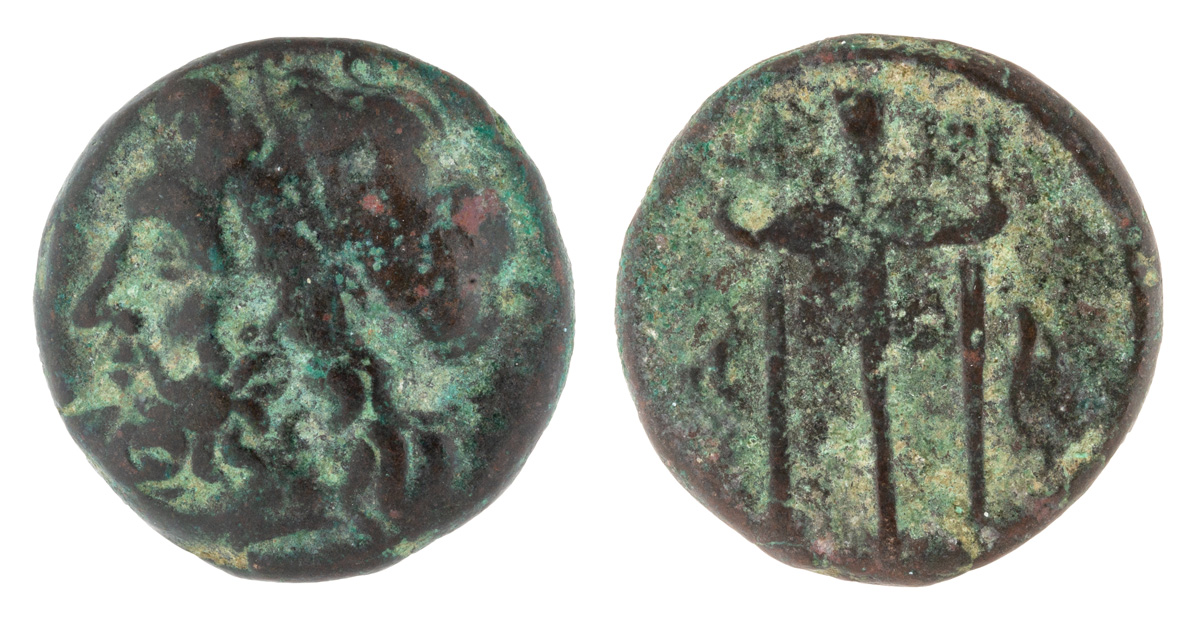 Lot 23 - GREEK WORLD