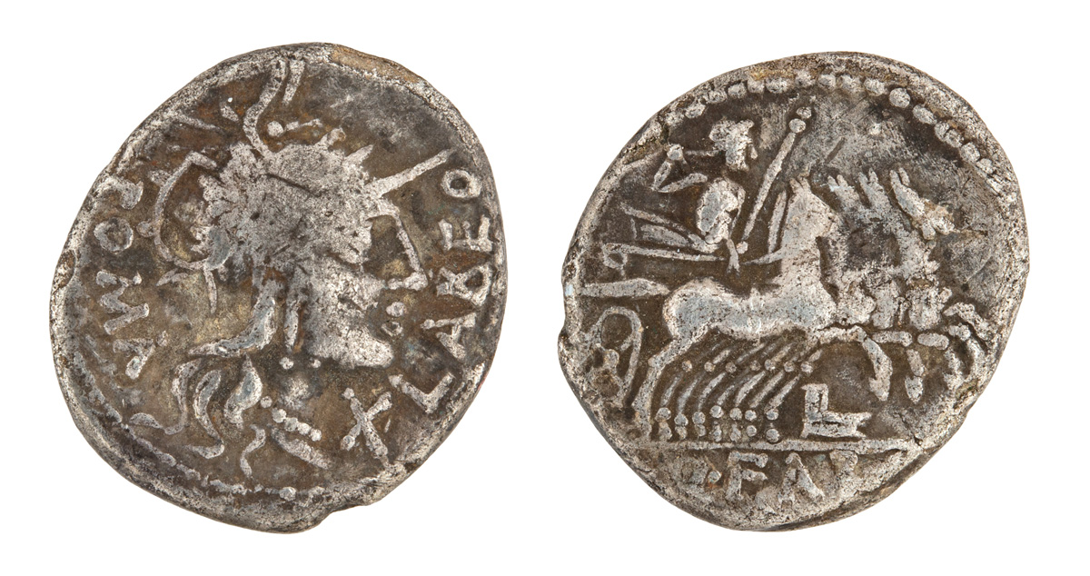 Lot 21 - ROMAN REPUBLIC