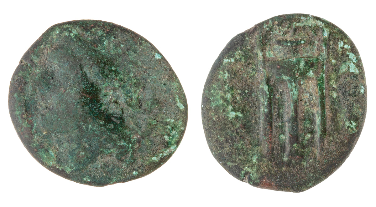 Lot 9 - GREEK WORLD