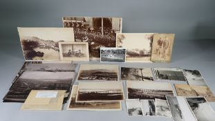 PHOTOGRAPHS: a miscellaneous group of approx.