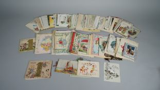 GREETINGS CARDS: a collection of various greetings cards, approx.