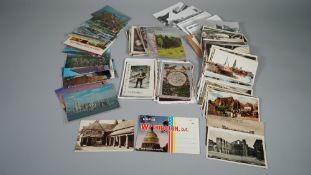 POSTCARDS: Sentimental, Greetings and Foreign, a few of New York,