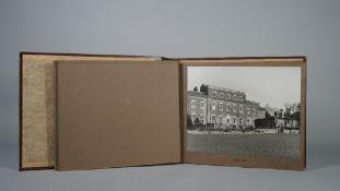 PHOTOGRAPH ALBUM: John Henry 'Jack' Hambro (1904 - 1965) The Hyde, Luton, Bedfordshire, ca.