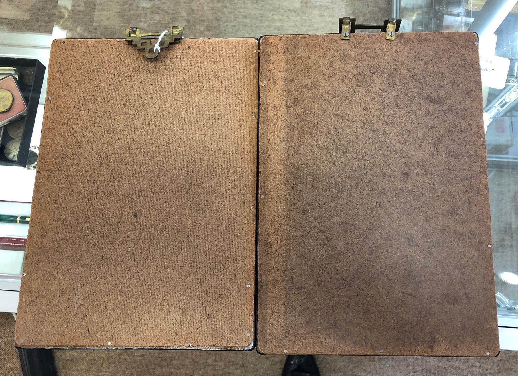 Lot 242 - A pair of Chinese rectangular ceramic plaques,