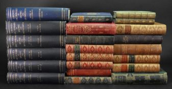 MACAULAY (Lord) The History of England, 2 volumes, 1906,