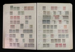 An all-world collection, 19th/20th century, mint and used in four Wessex Paragon stock books (4).