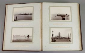 Photographs; a late 19th century photogr