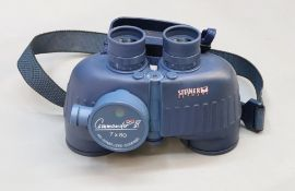 Steiner, Germany; a pair of Commander III binoculars, 7 x 50 x HD - Stabalized compass.