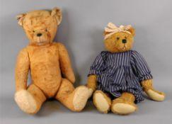 An Olde Friends Bear Co, Teddy bear, 45c