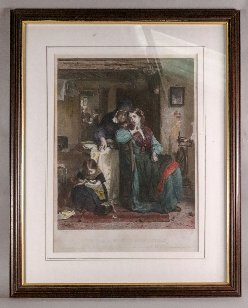 Lot 1534 - After Luke Fildes The Doctor, photogravu