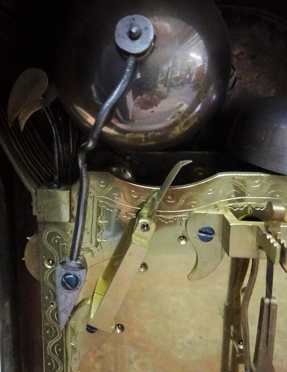 Lot 658 - A George III ormolu-mounted,