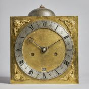 A Charles II eight-day striking longcase clock movement By Joseph Knibb, London,