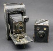 A Kodak camera; 25 B50 T100, 14678, No.3